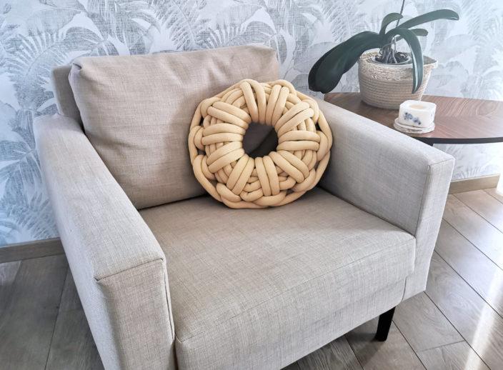 soolley poduszka knot
